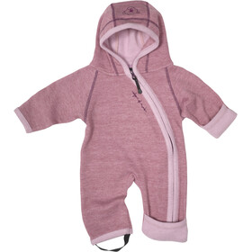 Isbjörn Babies Wooly Jumpsuit DustyPink